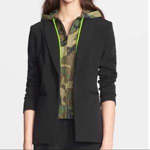 619dc3660fc4f Veronica Beard Jackets & Coats - Veronica Beard Hoodie Dickey Nylon Vest  Insert
